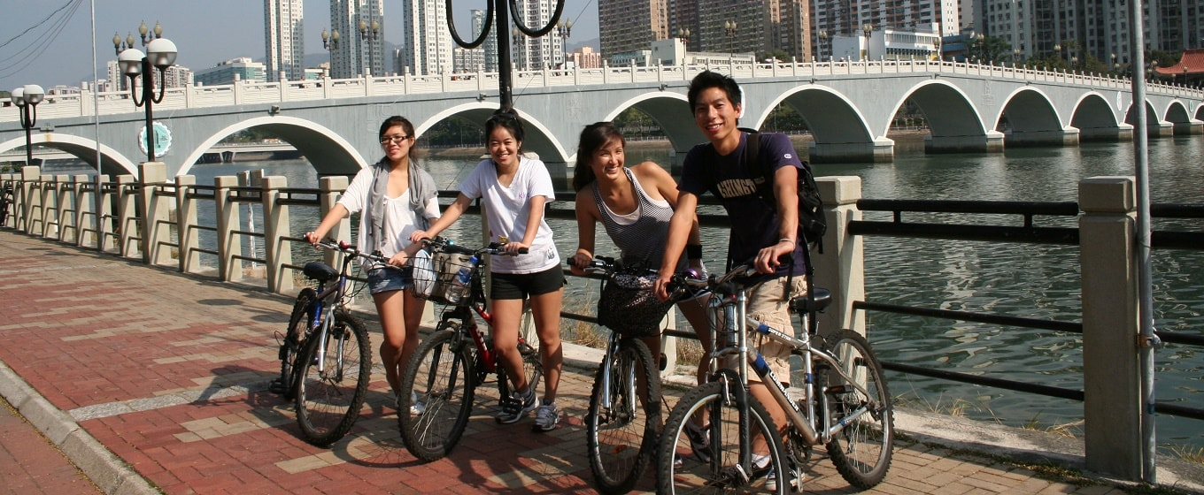 cycling in hong kong Image courtesy of lead 8 hong kong limited from norway's cross-country  bicycle highway to copenhagen's cycling snake, large-scale.
