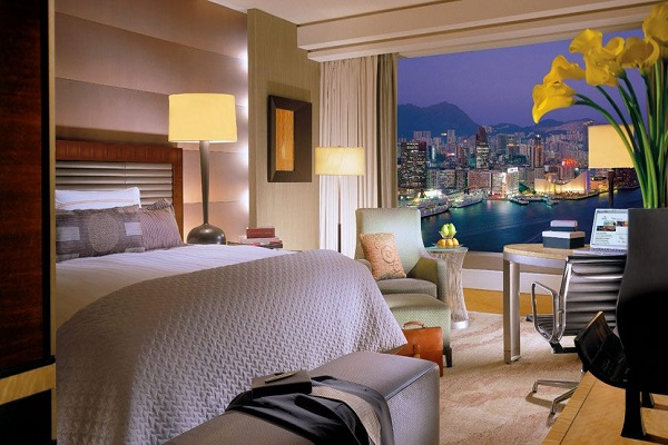 Places to stay in Hong Kong